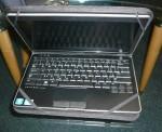 Desky na notebook Dell Latitude E6230 - černá koženka s možností tisku loga