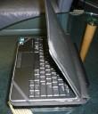 Náhled ze strany na desky na NTB Dell Latitude E6230