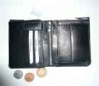 Pánská kžená peněženka s vnitřní zápinkou