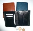 Pánská kožená peněženka na výšku
