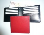 Kožená pánská peněženka - korunovka - jednodušší menší typ