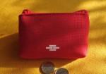 textilní zipová kapsička na drobné