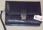 dokladovka pánská kožená