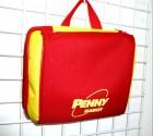 Kosmetická zipová taška s ouškem - možno jak motivační program, uvnitř kapsy na kosmetiku atd. - lze i pro kadeřnice